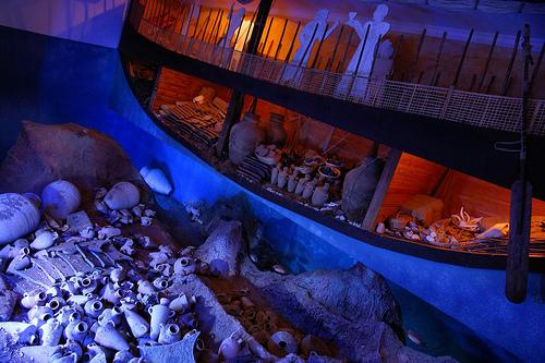 Museos y Arqueología Marina
