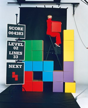 Tetris:EVE