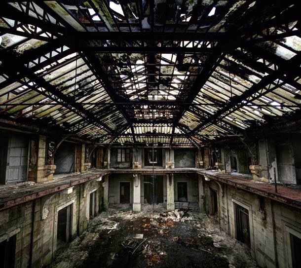 La Estética del Patrimonio Industrial