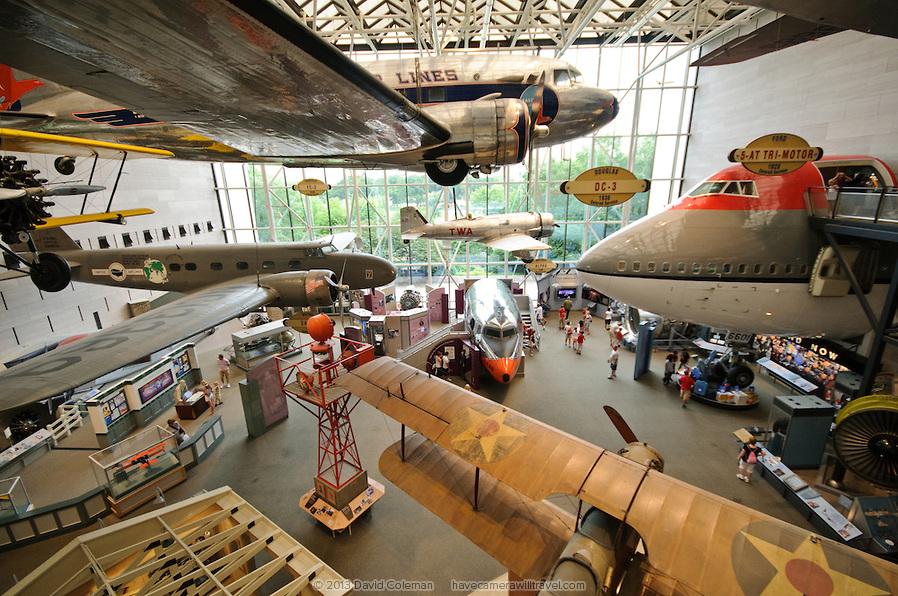 Museos y Aeroplanos