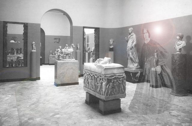 Museos: Espectros y Apariciones
