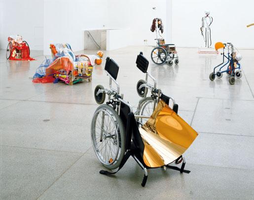 Museos y Personas con Dificultades