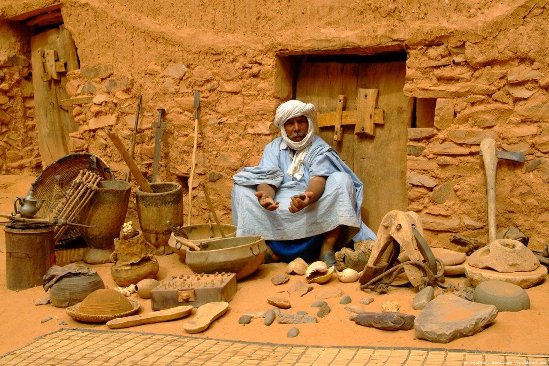Museos en Mauritania