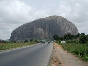 Zuma Rock Nigeria