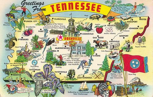 Museos de Tennessee (EEUU)