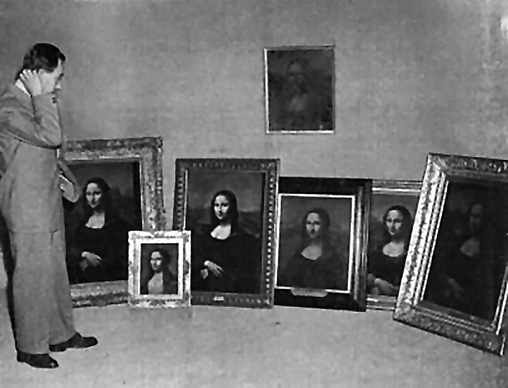 Detección Digital de Falsificaciones en el Arte