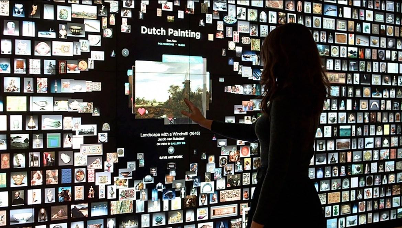 Ranking Visitantes a Museos 2017