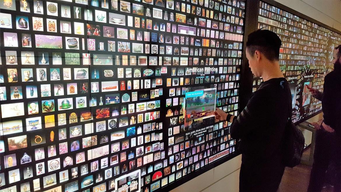 El Museo Mediatizado y Conectado