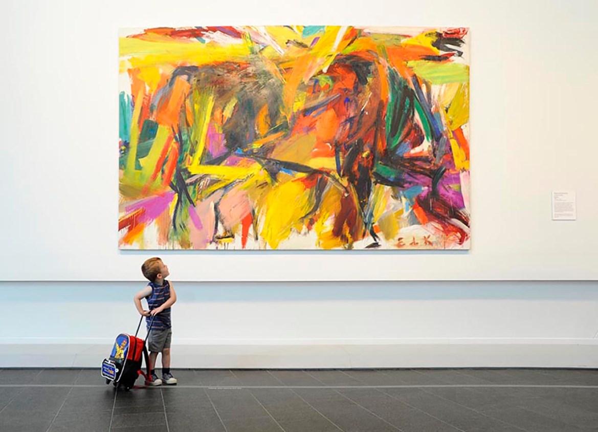 Breve Historia del Aprendizaje en los Museos de Arte