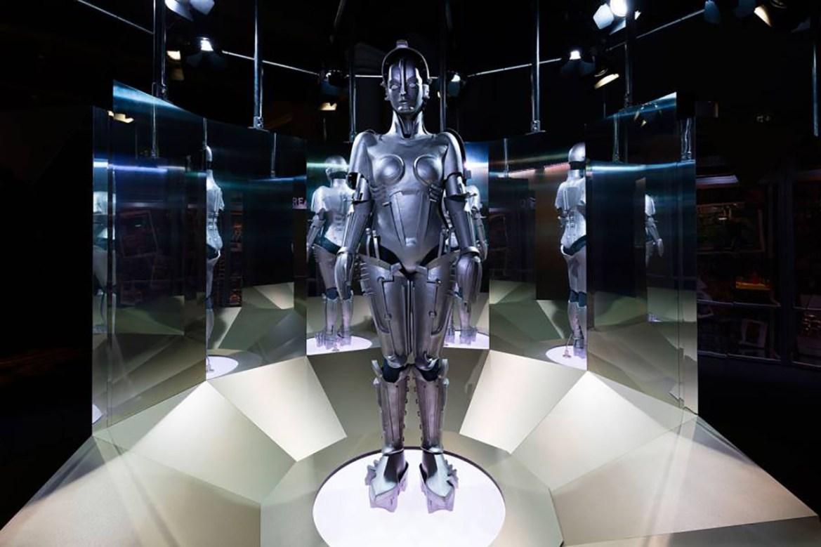Robots como Guías para Museos