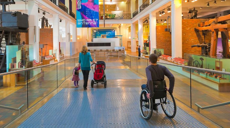 Inversión en Accesibilidad para Museos