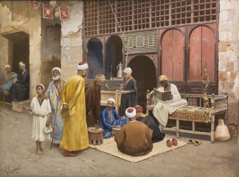 Exposición: Cómo el Mundo Islámico Influyó en el Arte Occidental