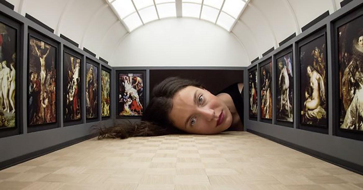 Formas de Interacción en las Exposiciones de Arte