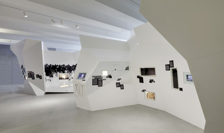Principios de la Escenografía en Museos