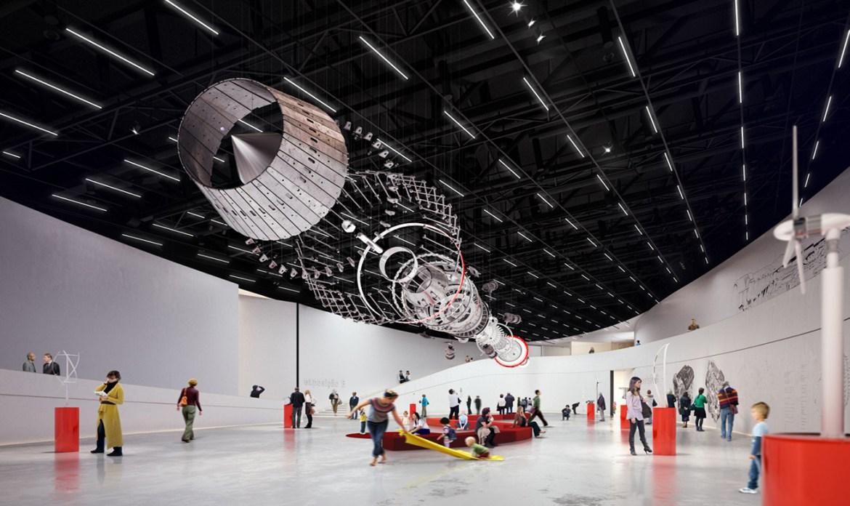 Tecnología Virtual en Museos y Galerías de Arte