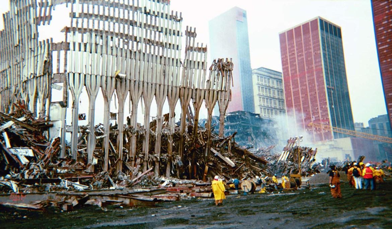 11/9: Recordando la Ausencia y la Presencia en Zona Cero
