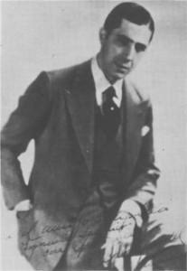 Carlos Gardel en 1932