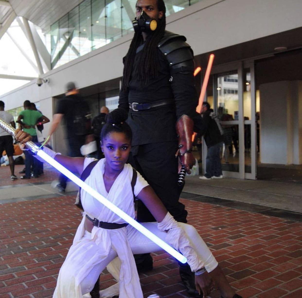 BCR - Star Wars Couple