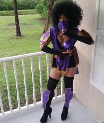 BCR - Mortal Kombat Woman