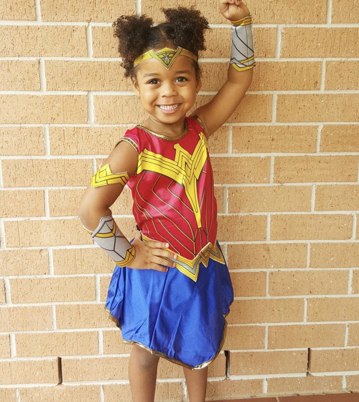 BCR - Wonder Woman Child