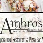 restaurant pizza Ambros