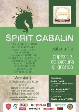 spirit cabalin