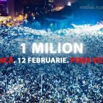 proteste duminica 1 milion