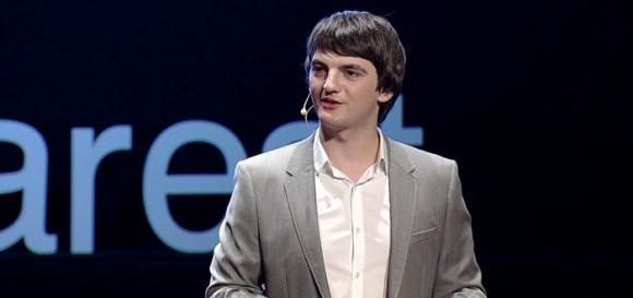 Un tânăr inventator este primul român selectat în top 20 tineri remarcabili din competiția mondială JCI TOYP