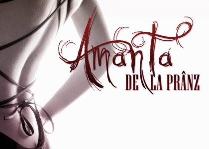 """Comedia """"AMANTA DE LA PRÂNZ"""" la Harlequin Mamaia"""
