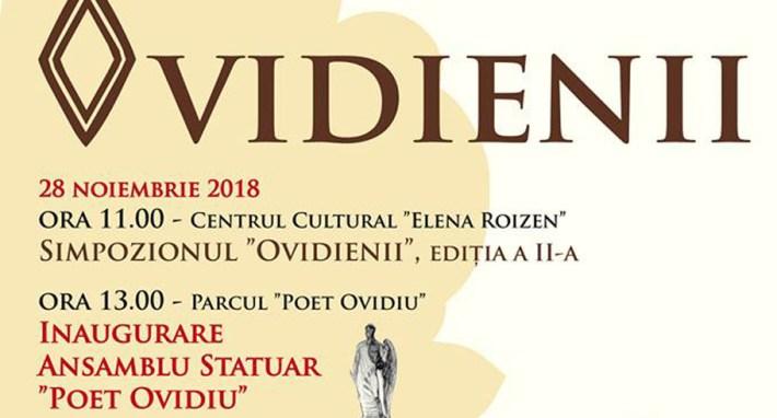 Simpozion și concert Paula Seling la inaugurarea ansamblului statuar din Ovidiu
