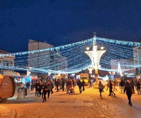 Târgul de Crăciun din Piața Ovidiu se închide!