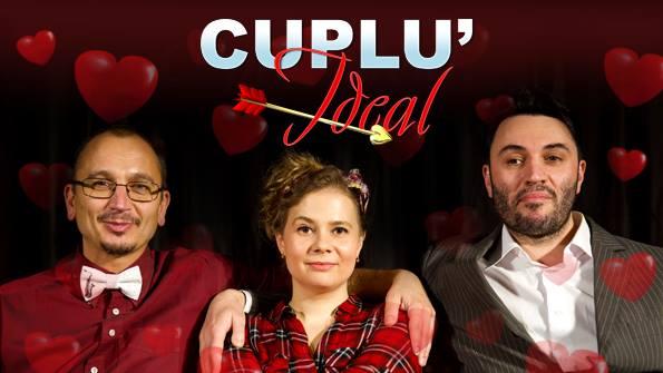 "Comedia ""Cuplu' ideal"" vine la Harlequin Mamaia"