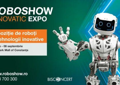 Roboshow Innovatic EXPO la City Park Mall