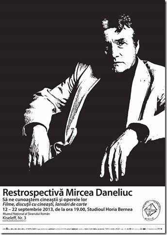 afis_Retrospectiva Mircea Daneliuc