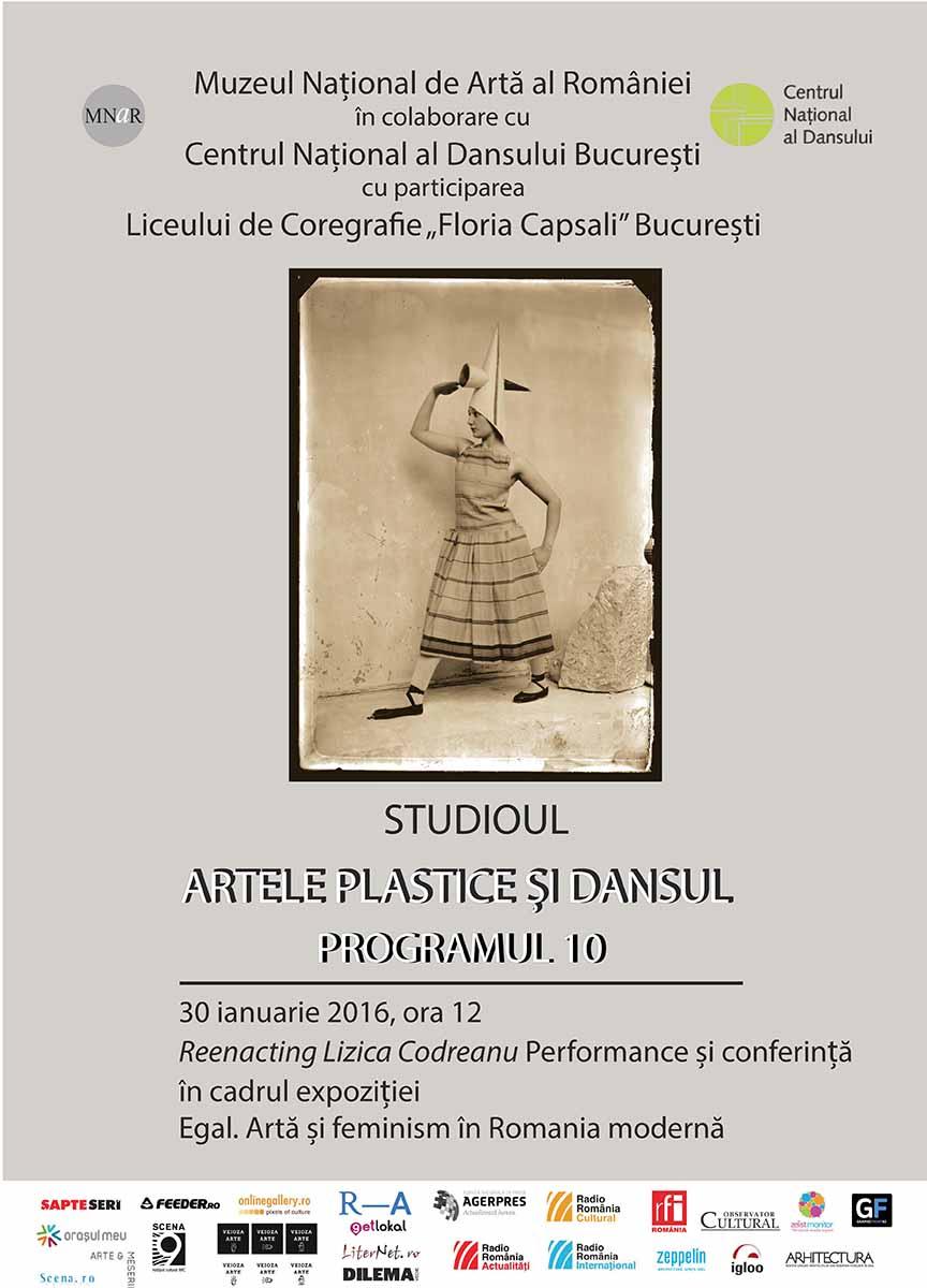 Studioul Artele Plastice si Dansul. </p srcset=