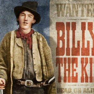Este incredibil pentru ce a fost arestat prima oară legendarul bandit Billy the Kid
