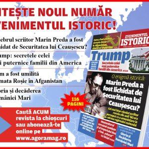 Marin Preda a fost lichidat de Securitatea lui Ceaușescu? Detaliile unei enigme istorice în noul număr al revistei Evenimentul Istoric