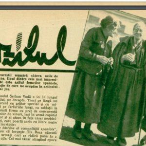 Tia Roza moare în azilul din București la 132 de ani
