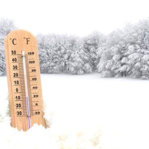 Luni 18 Ianuarie 2021 – Vremea în România