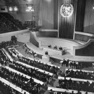 Consiliului de Securitate al ONU și-a intrat în pâine pe 17 ianuarie