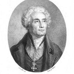 A abandonat Masoneria și Revoluția Franceză și a devenit apărător al tronului şi al altarului