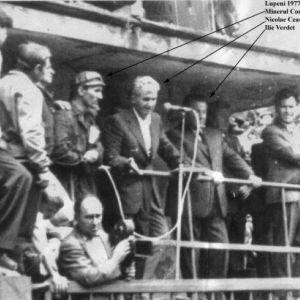 Scânteia care a aprins răscoala minerilor din 1977 împotriva lui Ceaușeacu