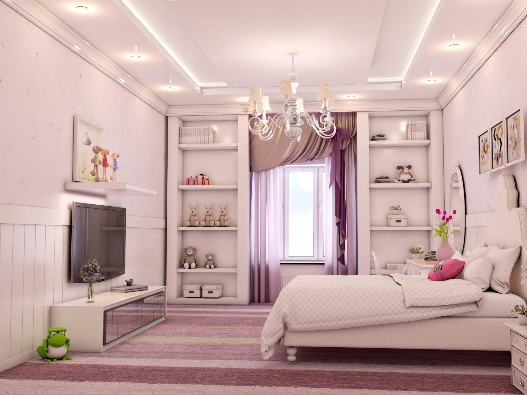 ديكور غرف نوم بنات اروع ديكورات غرف النوم للبنات مساء الورد