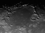 Mar Humorum is a buffet of different lunar features.