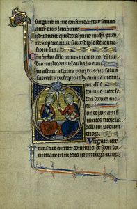 Initial D: The Trinity, Unknown French, Paris, about 1250 - 1260