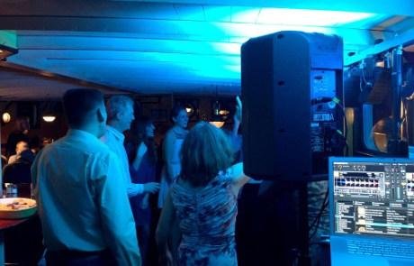 DJ Hamburg auf Ihrer Geburtstagsfeier