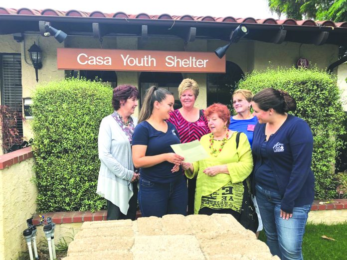 Rossmoor Woman's Club distributes $30,000 in donations to local charities