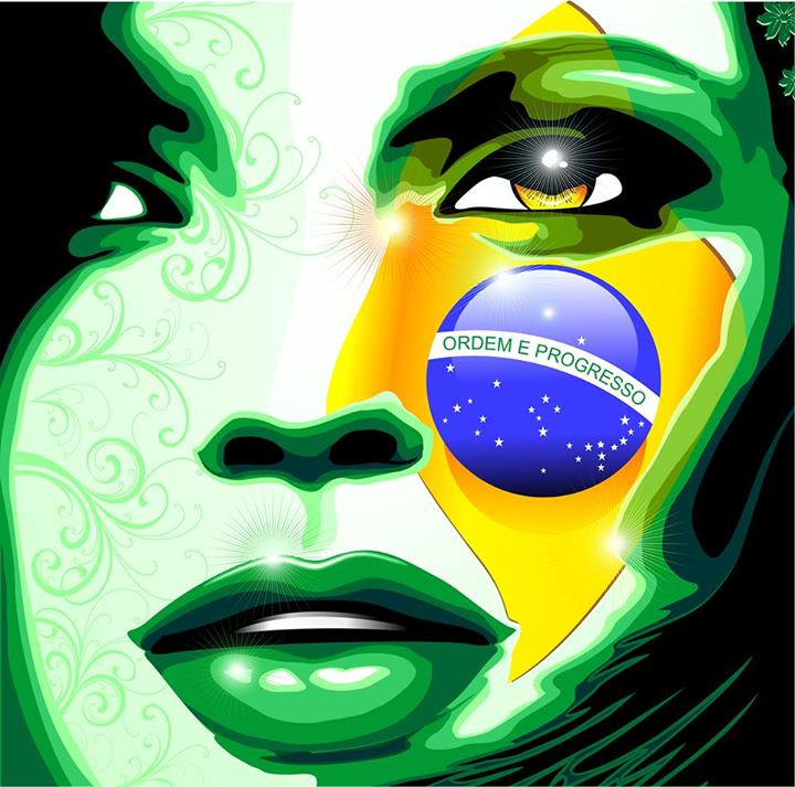 The Colors Of Brazil(ブラジルの色)