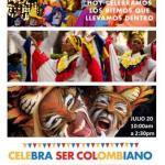 2014年7月20日(日)コロンビア独立記念祭2014 / 日比谷公園