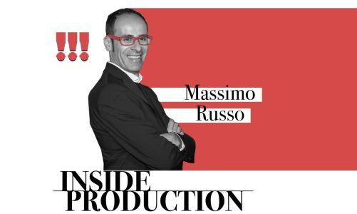 Inside Production con Massimo Russo – Control Cine Service Italia